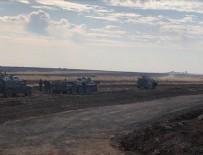 SURİYE - Türk ve Rus askerlerinden 13. ortak kara devriyesi