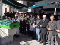 ÇAYDEĞIRMENI - Zonguldak'taki Trafik Kazasında Vefat Eden Tunç Çifti Son Yolculuğuna Uğurlandı