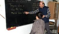 Ziya Selçuk - 33 Yıl Öğretmenlik Yaptığı Köy Okuluna Duygusal Veda