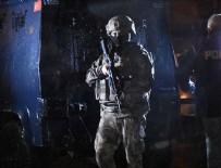 ANKARA EMNİYET MÜDÜRLÜĞÜ - 4 ilde DEAŞ operasyonları: 70 gözaltı