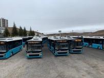 Ağrı'ya 20 Yeni Otobüs Geliyor