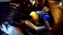 ANKARA EMNİYET MÜDÜRLÜĞÜ - Ankara'da Yolcu Otobüsü Bagajındaki Motosikletten Uyuşturucu Çıktı