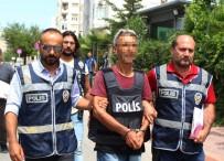 MÜEBBET HAPİS - Antalya'da Müteahhidi Öldüren Sanığa Müebbet Hapis