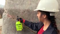 HELENISTIK - Aynalı Kaya Mezarı Restorasyonla Geleceğe Aktarılacak