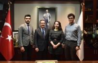 Başkan Ataç Azerbaycanlı Gençler İle Buluştu