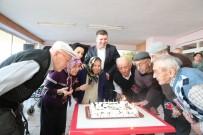 Başkan Ercengiz, Yeni Yılı Huzurevinde Kutladı