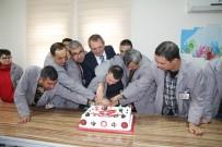 ZİHİNSEL ENGELLİLER - Başkan Ergin, Engellilerle Yılbaşı Öncesinde Tombala Oynadı
