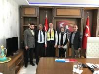 Başkan Türkan'dan Kaymakam Yalçın'a Ziyaret