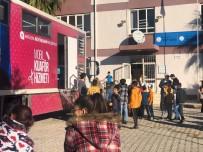 SELIMIYE - Büyükşehir'in Mobil Kuaför Tırı İlçeleri Geziyor