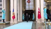 SERBEST TICARET ANLAŞMASı - Cumhurbaşkanı Yardımcısı Oktay, Moldova Başbakanı Kiku İle Görüştü