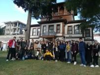 SAKARYA ÜNIVERSITESI - Erasmus Öğrencileri Kocaeli'nin Tarihini Tanıdı