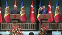 Ulaştırma ve Altyapı Bakanı - Erdoğan, Moldova Cumhurbaşkanı Dodon İle Ortak Basın Toplantısında Konuştu Açıklaması