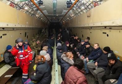 Esir Değişiminde 203 Tutuklu Serbest Bırakıldı