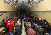 9 ARALıK - Esir Değişiminde 203 Tutuklu Serbest Bırakıldı
