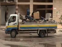 SINIR KAPISI - İdlib'de 2 Ayda 283 Bin Sivil Evlerini Terk Etti