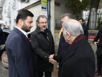 TEVFIK GÖKSU - İstanbul 2. Bölge Belediye Başkanları Toplantısı Eyüpsultan'da Yapıldı