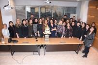 CİNSİYET EŞİTLİĞİ - Kadının Güçlenmesi Bursa Platformu Yılın Son Toplantısını Beyçelik Gestamp'ta Yaptı