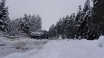 HAFTA SONU TATİLİ - Kar Gelmeyince Onlar Kara Gitti