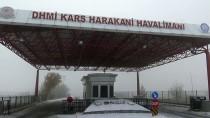 Kars'ta Etkili Olan Sis Hava Ulaşımını Olumsuz Etkiledi