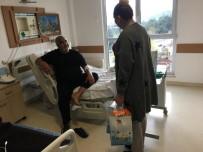 Kemer Belediyesinden Hastalara Yardım Eli