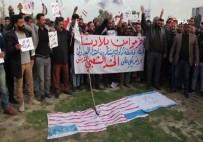MUSEVI - Kerkük'te Haşdi Şabi Yandaşları ABD'yi Protesto Etti