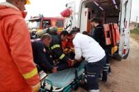 Mardin İtfaiyesi 4 Ayda 3 Bin Olaya Müdahale Etti