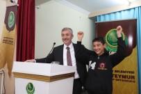 MEHMET TAHMAZOĞLU - Mehmet Tahmazoğlu, Öğrencilerle Kariyer Gününde Buluştu