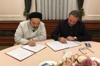 NEVÜ İle İran Dinler Ve Mezhepler Üniversitesi Arasında İkili İşbirliği Protokolü İmzalandı