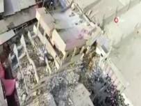 KURTARMA EKİBİ - Pakistan'da 6 Katlı Bina Çöktü