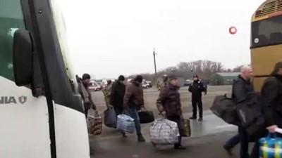 Rusya, Ukrayna'nın Doğusundaki Ayrılıkçılar İle Kiev Arasındaki Esir Değişiminden Memnun
