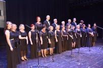 MÜZİK GRUBU - Tekirdağ'da 'Zeki Müren Şarkıları' Konseri
