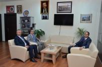 CEVDET ERTÜRKMEN - Topaloğlu Açıklaması '19 Mayıs'ı Daha Yukarılara Taşıyacağız'
