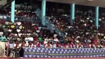 NIJERYA - Türk Halk Dansları Grubu Nijerya'daki Calabar Festivali'nde Sahne Aldı