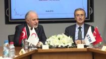 İSMAİL DEMİR - Türk Kızılay İle STM Arasında İş Birliği Protokolü İmzalandı