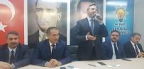İL DANIŞMA MECLİSİ - AK Parti Genişletilmiş İl Danışma Meclisi Toplantısı Yapıldı