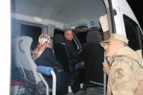 TRAFİK GÜVENLİĞİ - Albay Atasoy, Yılbaşı Denetimlerine Katıldı