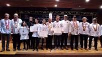 ABDÜLHAMİD HAN - Aydın'ın Liseli Aşçıları Madalya İle Döndü