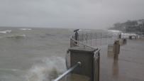 BATı KARADENIZ - Batı Karadeniz'de Yağışlar Devam Ediyor
