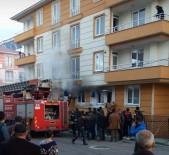 Bingöl'de Ev Yangını