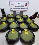 Bingöl'de Jandarma, 202 Kilo Toz Esrar Ele Geçirildi