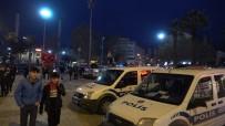 POLİS İMDAT - Denizli'de Yaklaşık Bin 200 Polis Yılbaşı Güvenliğini Sağlayacak