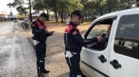 AŞIRI HIZ - Döşemealtı İlçe Jandarmadan Yılbaşı Tedbirleri