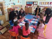 Elbeyli İlçesinde 'Oyuncak Kardeşliği' Projesi
