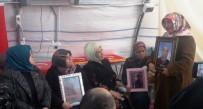 ZEHRA ZÜMRÜT SELÇUK - Emine Erdoğan'dan, HDP önündeki ailelere ziyaret