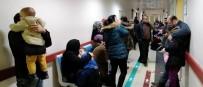 Erzincan'da Grip Aralık'ta Artış Gösterdi