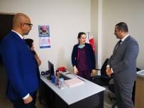 Erzincan İl Sağlık Müdürü Erkan Hirik İlçe Devlet Hastanelerini Ziyaret Etti