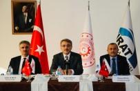 TUNCELİ VALİSİ - FKA, Yılın Son Toplantısını Yaptı