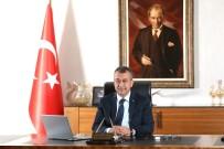 GÜNEYDOĞU ANADOLU BÖLGESİ - GAİB Koordinatör Başkanı Ahmet Fikret Kileci'den Yeni Yıl Mesajı
