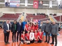 Gönen Süleyman Demirel Orta Okullu Kızlar, Gruplarda Isparta'yı Temsil Edecek