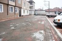 İnegöl'de Ülker Sokak Yeni Görünümüne Kavuştu